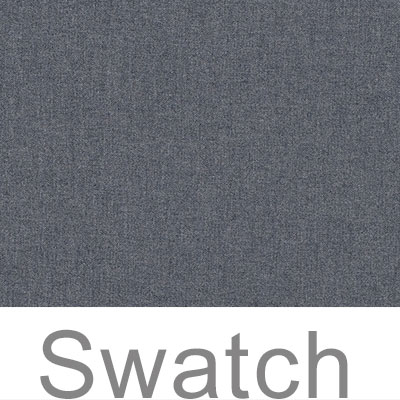Swatch of Granite Herringbone Lovat Tweed