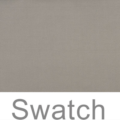 Swatch of Satin in Pewter