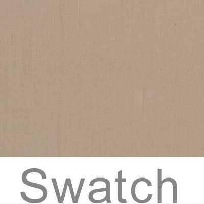 Swatch of Waterford Linen in Limestone