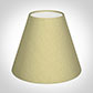 Candle Shade in Wheat Faux Silk