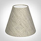 Candle Shade in Natural Isabelle Linen