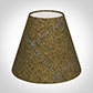 Candle Shade in Angus Check Lovat Wool