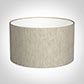 45cm Wide Cylinder Shade in Natural Isabelle Linen
