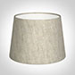 20cm Medium French Drum Shade in Natural Isabelle Linen