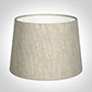 30cm Medium French Drum Shade in Natural Isabelle Linen