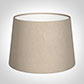 30cm Medium French Drum Shade in Putty Killowen Linen