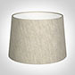 35cm Pendant Medium French Drum Shade in Natural Isabelle Linen
