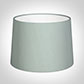 40cm Medium French Drum Shade in French Grey Silk