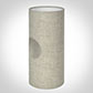 13cm Lamarsh Cylinder Shade in Natural Isabelle Linen