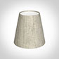 Tapered Candle Shade in Natural Isabelle Linen