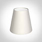 Tapered Candle Shade in Cream Killowen Linen