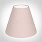 Bathroom Candle Shade in Vintage Pink Waterford