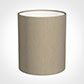 20cm Medium Cylinder Shade in Limestone Waterford Linen