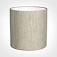25cm Medium Cylinder Shade in Natural Isabelle