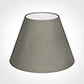 25cm Empire Shade in Pewter Satin