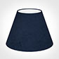 30cm Pendant Empire in Navy Blue Hunstanton Velvet