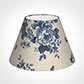 40cm Empire Shade in Blue Bloom