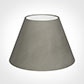40cm Empire Shade in Pewter Satin