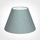40cm Empire Shade in Rococo Blue Silk -Lamp Base Only