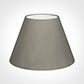 45cm Empire Shade in Pewter Satin