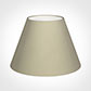 45cm Empire Shade in Pale Smoke Satin