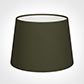 20cm Medium French Drum Shade in Laurel Satin