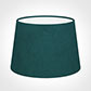 25cm Medium French Drum Shade in Teal Hunstanton Velvet