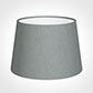 25cm Medium French Drum Shade in Blue Waterford Linen