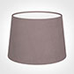 30cm Medium French Drum Shade in Dusky Pink Hunstanton Velvet