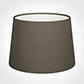30cm Medium French Drum Shade in Bark Satin