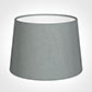 30cm Medium French Drum Shade in Blue Waterford Linen