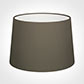 35cm Medium French Drum Shade in Bark Satin