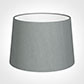 35cm Medium French Drum Shade in Blue Waterford Linen