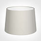 35cm Medium French Drum Shade in Off White Waterford Linen