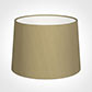 40cm Medium French Drum Shade in Oyster Faux Silk