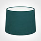 40cm Medium French Drum Shade in Teal Hunstanton Velvet