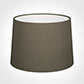 40cm Medium French Drum Shade in Bark Satin