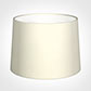 45cm Medium French Drum Shade in Cream Satin