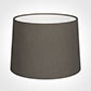 45cm Medium French Drum Shade in Mouse Waterford Linen