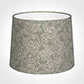 50cm Medium French Drum Shade in Grey Cheveley