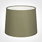 50cm Medium French Drum Shade in Watered Green Silk-Lamp Base Only
