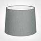50cm Medium French Drum Shade in Blue Waterford Linen