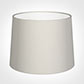 50cm Medium French Drum Shade in Off White Waterford Linen