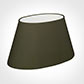 45cm Sloped Oval Shade in Laurel Satin