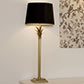 Regency Table Lamp in Antiqued Brass