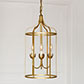 Lucie Pendant Light in Old Gold