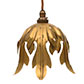 Cranbrook Pendant Light in Old Gold