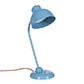 Newark Desk Lamp in Blue