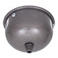 Gifford Ceiling Rose with Cable Grip in Polished
