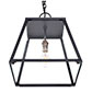 Stanton Pendant Light in Matt Black